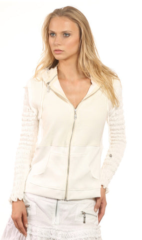 Sita Couture - Lucy Zip-Up Hoodie