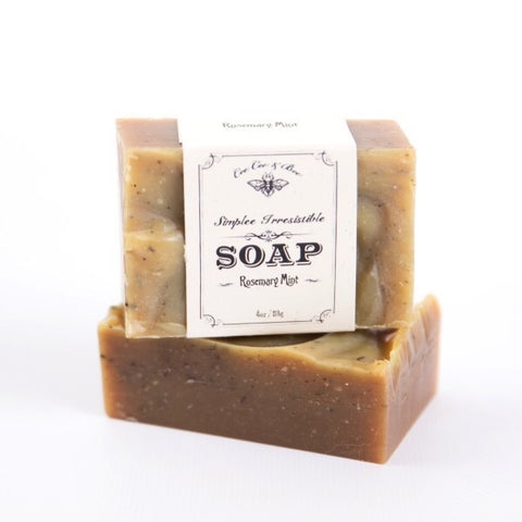 Cee Cee & Bee - Simplee Irresistible Soap