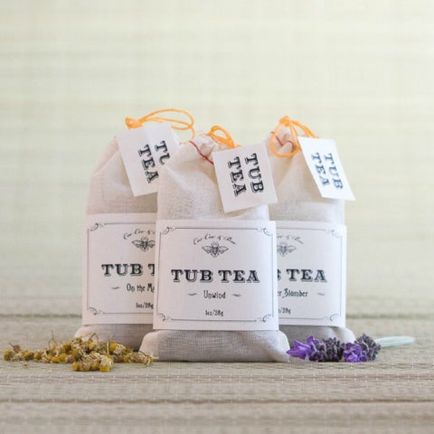 Cee Cee & Bee - Tea Tub 3 pack