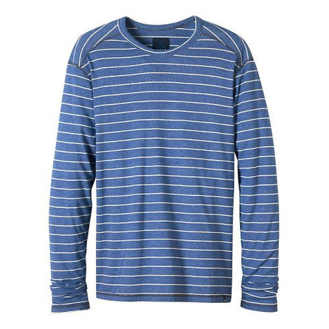 Prana - Keller Crew Shirt, Long Sleeve