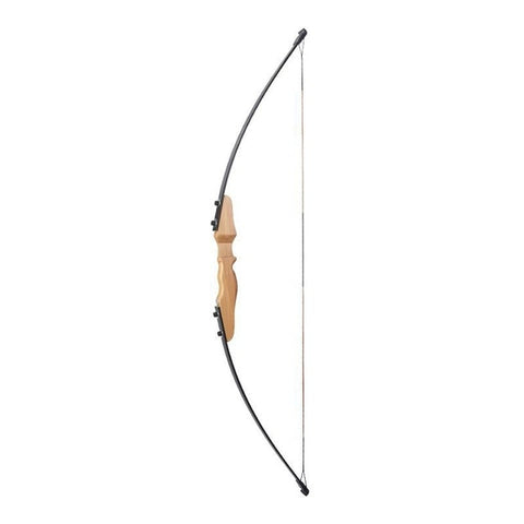 Image of 30/40LBS Straight Bow Split 51 Inches Entry Bow With Arrows For Children Youth Archery Hunting Shooting Kids  Bow