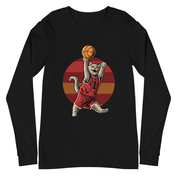 Basketball Kitty