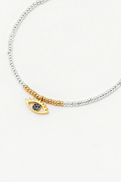 Just Imagine Evil Eye Bracelet