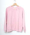 Mama Sweatshirt - Light Pink