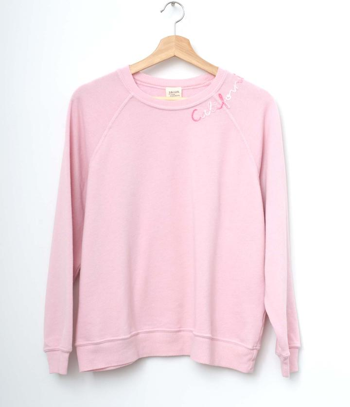 *New* MAMA SWEATSHIRT - Light Pink