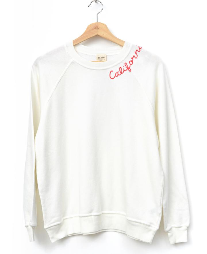 Mama Sweatshirt - White
