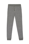 Henley Sweatpant Charcoal