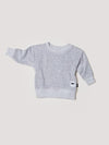 Terry Relaxed Sweatshirt