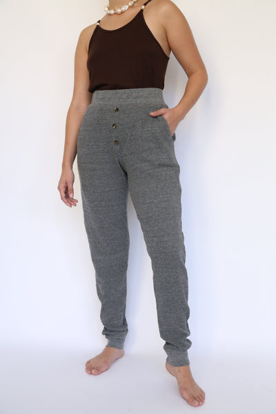 Thermal Henley Sweatpants