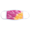 Tie dye cotton mask