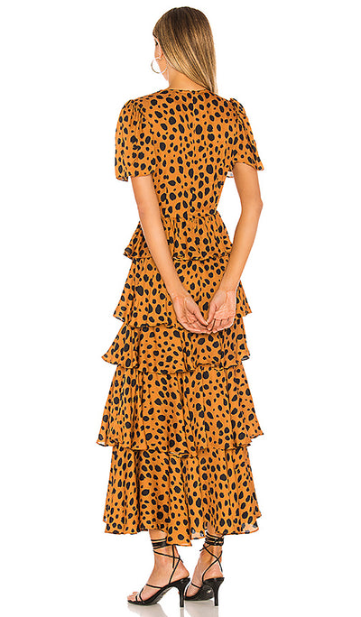 Serena Dress Cheetah
