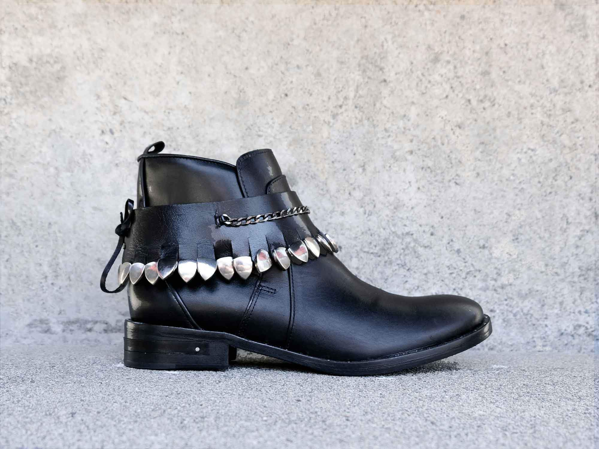Star Jodhpur Ankle Boot