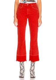 Jean Bella Released Hem Cayenne Red