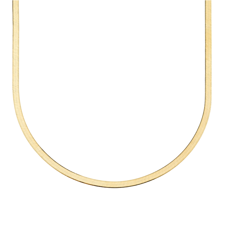 Python 3mm Necklace 16""