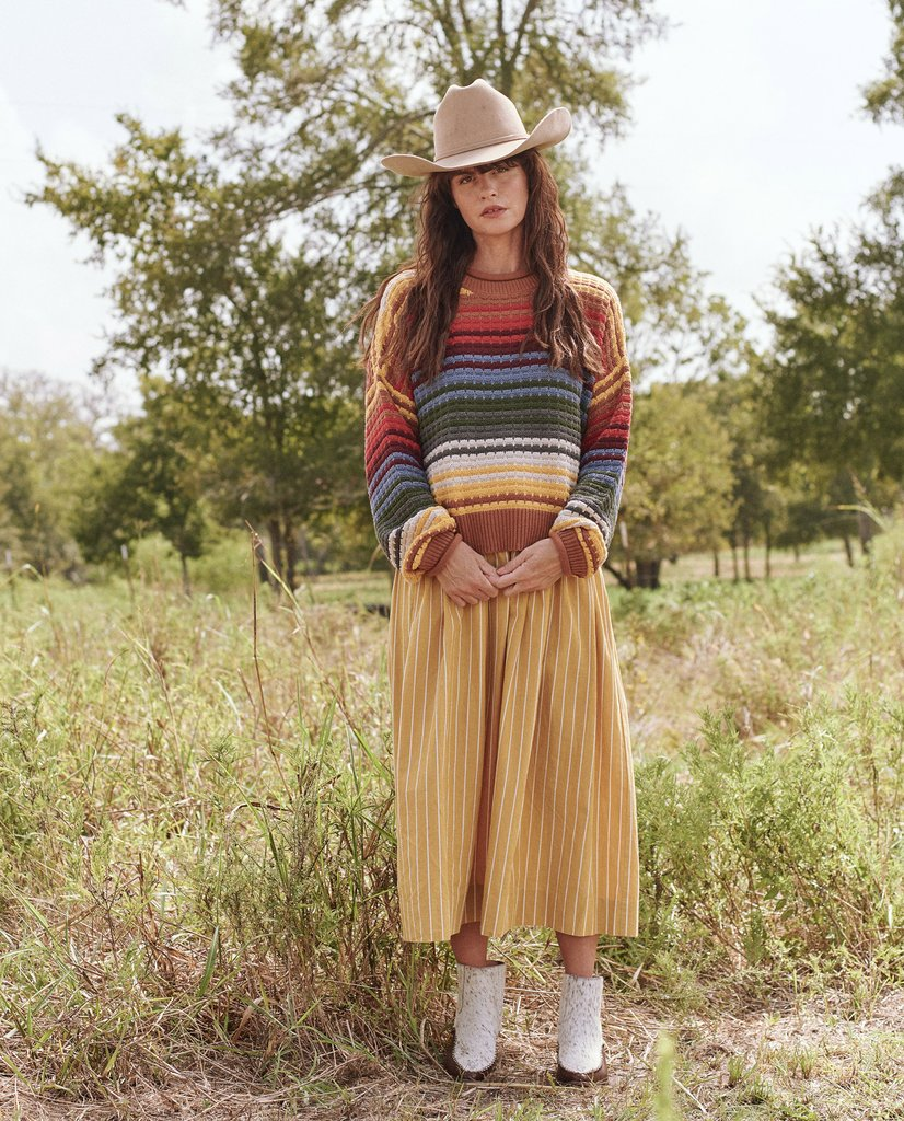 The Savanna Sweater