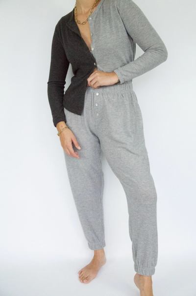 Sweater Henley Sweatpant