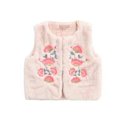 Vest Lamla Cream - Toddler