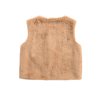 Vest Lamla Nuts - Toddler
