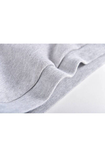 Ludmila Heather Grey Sweatshirt