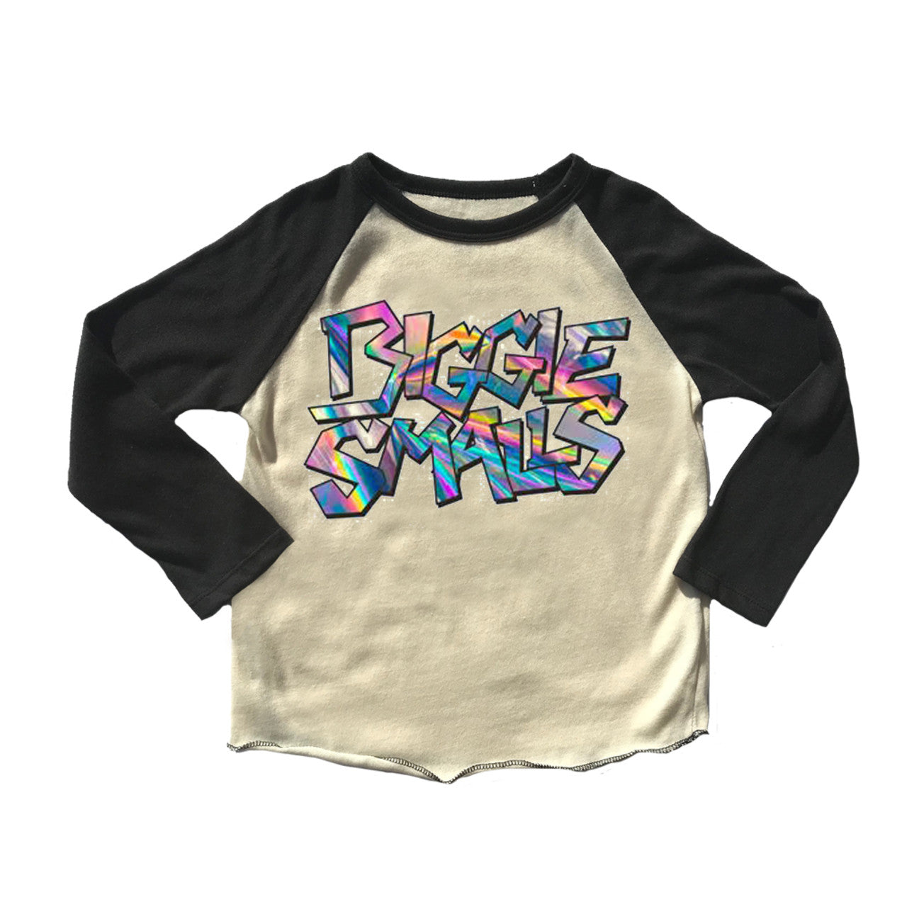 Biggie Smalls Raglan