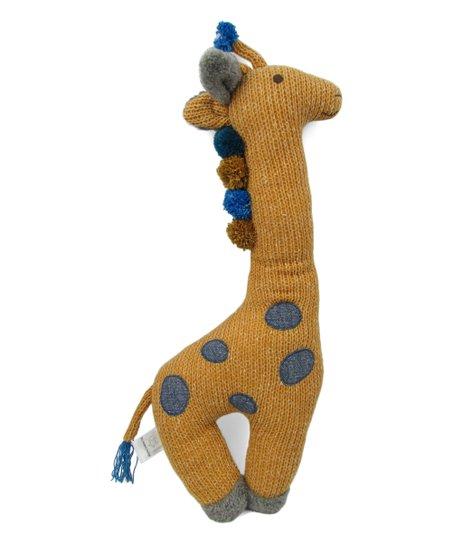 Patchwork Giraffe Toy