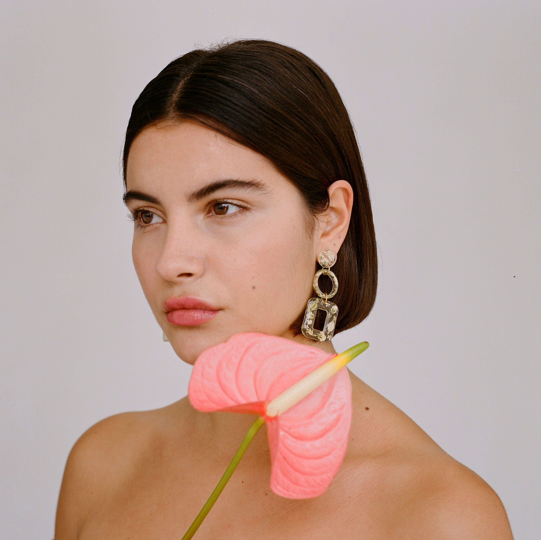 Flor Earrings