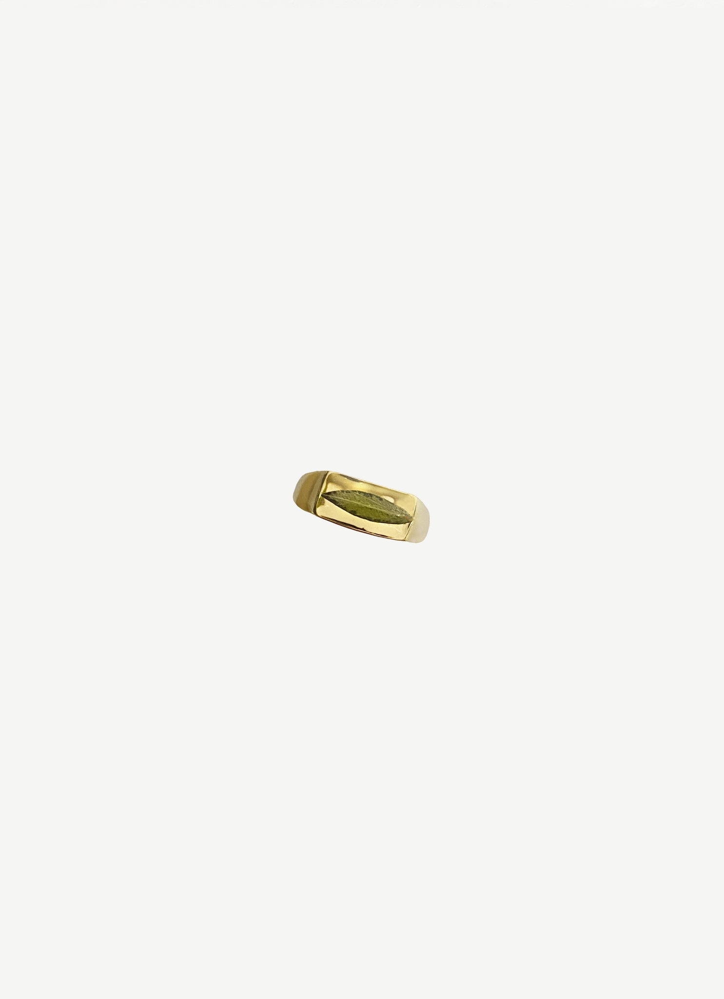 Hoja Signet Ring