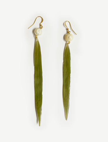 Bambú earrings