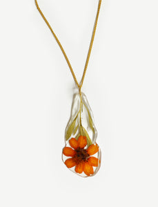 Naranja Pendant Necklace