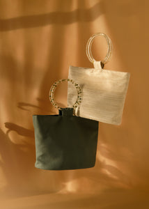 Pulsera Bag | Ecru