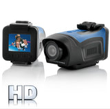 "Full HD Extreme Sports Action Camera ""Xtreme HD"" - 1080p, Waterproof, Automatic Image Orientation"