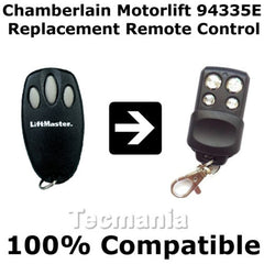 Chamberlain Liftmaster Motorlift 700 ML700 Replacement Remote Control