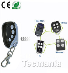 Ditec GOL4 / GOL 4 Self Learning Replacement Remote Control Fob 433.92 MHz