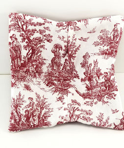 Bowl Cozies - Red Toile