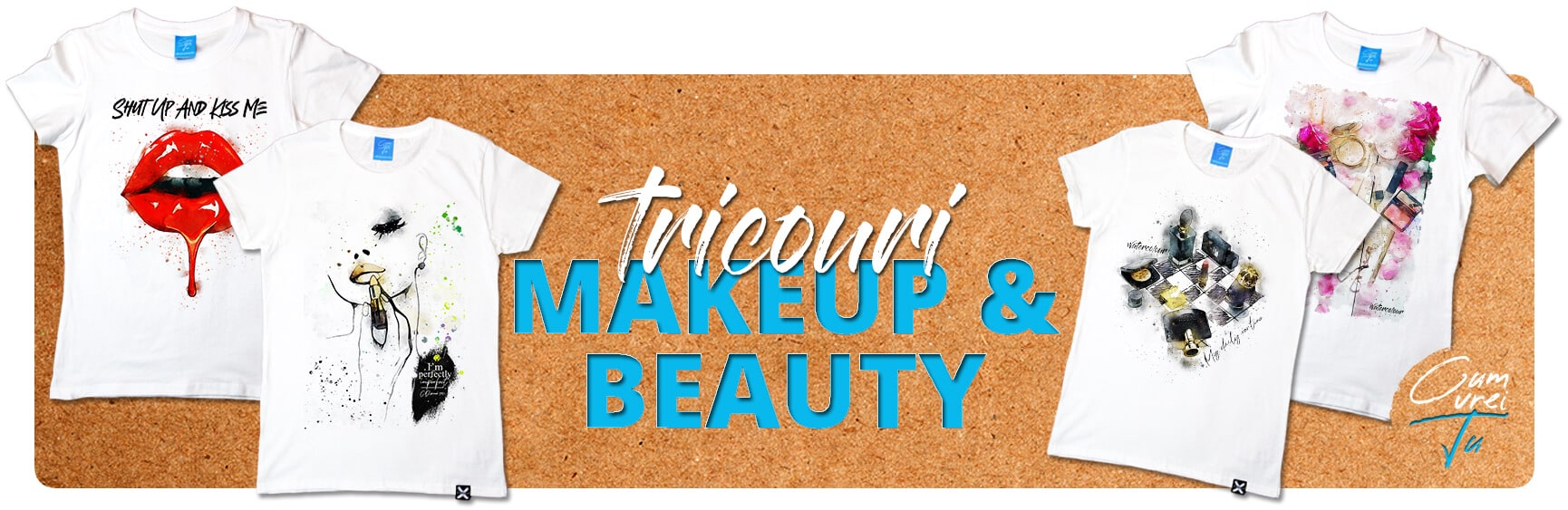 Tricouri_makeup_nails_beauty
