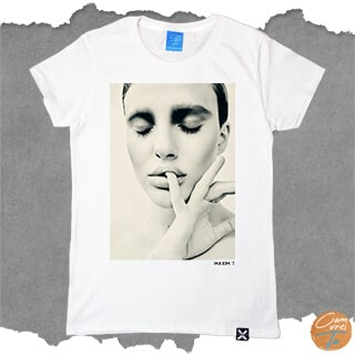 Tricou Makeup Original Maxim Tania | Tricou Stylish - Makeup Art prezentare