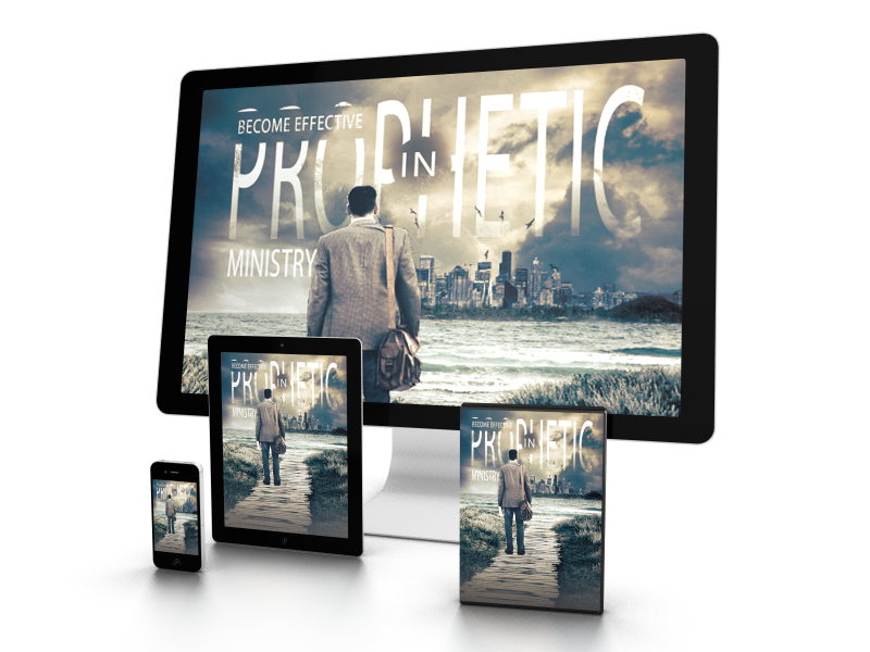 Become Effective In Prophetic Ministry Bundle