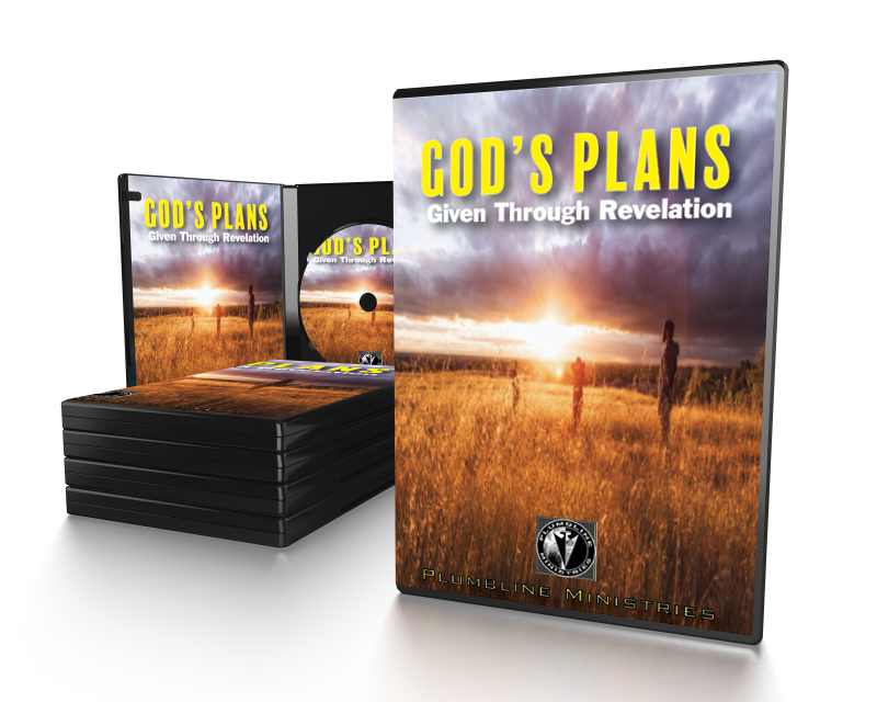 God's Plans Are Given Through Revelation