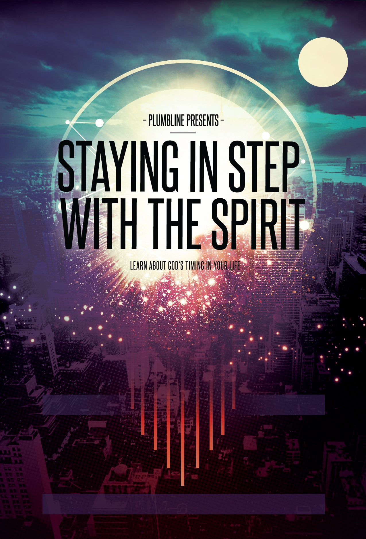 Staying In Step With The Spirit