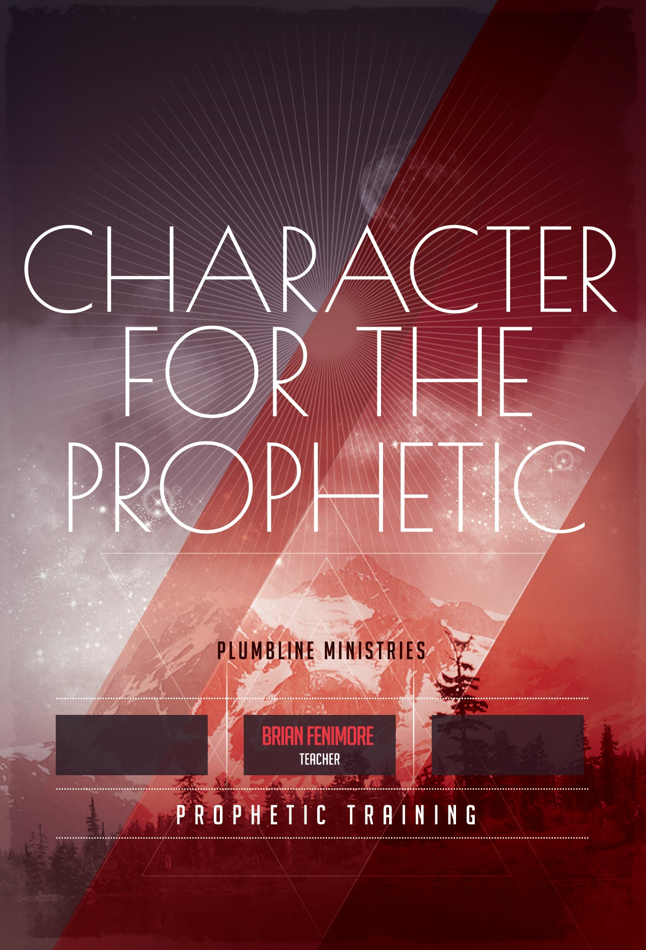 Character for the Prophetic