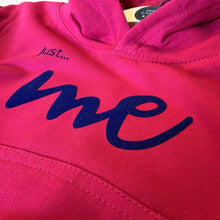 Load image into Gallery viewer, Kids - PINK personalised initial hoodie