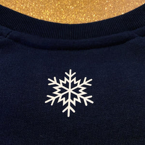 Womens - Snowflake sweater