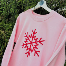 Load image into Gallery viewer, Womens - Snowflake sweater