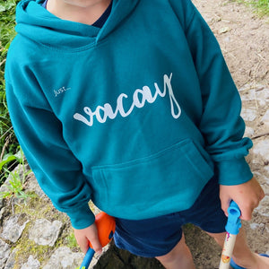 Kids - Just VACAY Hoodie - Various colours