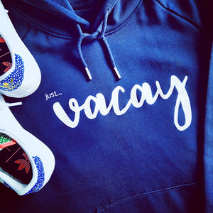 Just... vacay - Women's organic hoodie - various colours