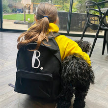 Load image into Gallery viewer, Kids - Personalised backpack - Various colours