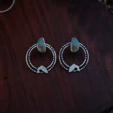 Load image into Gallery viewer, Trout River Earrings