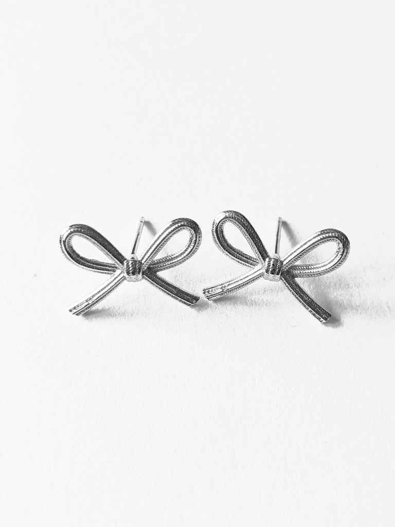Cho Silver Earrings