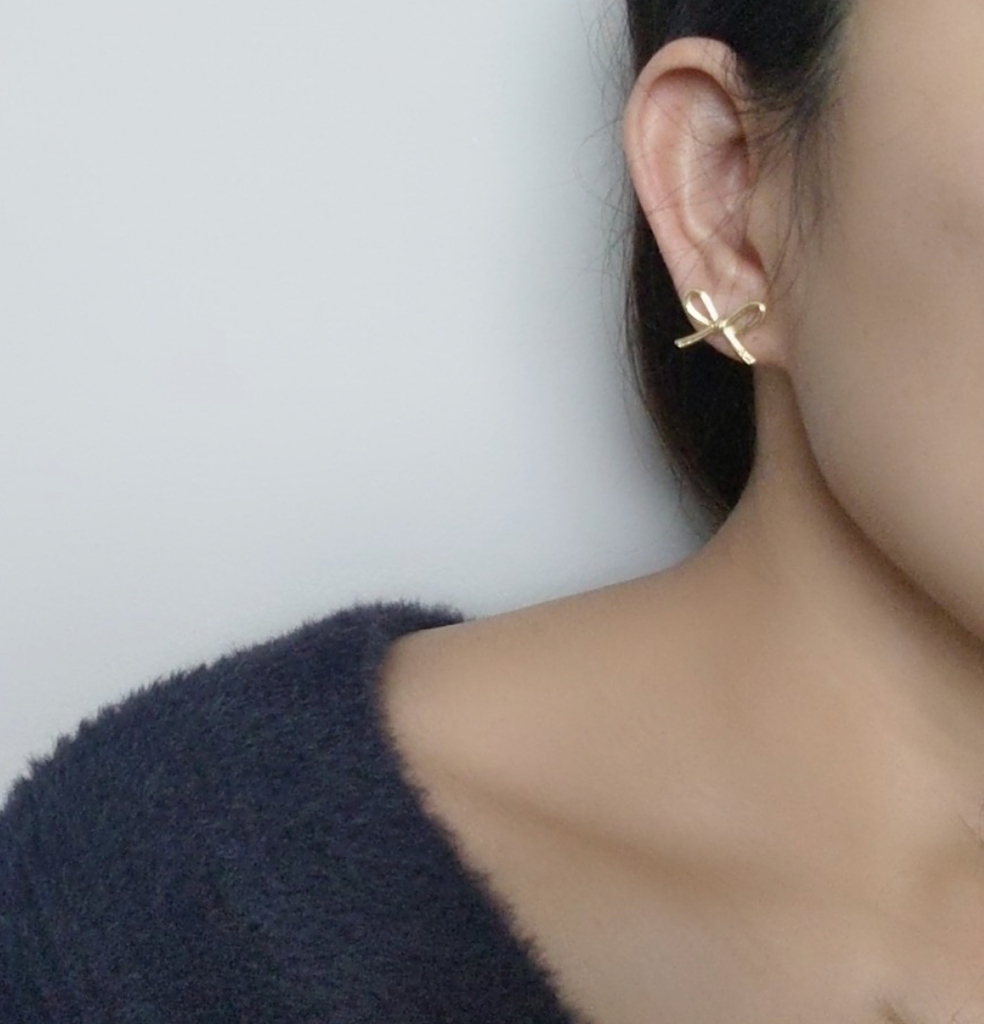 Cho Gold Earrings