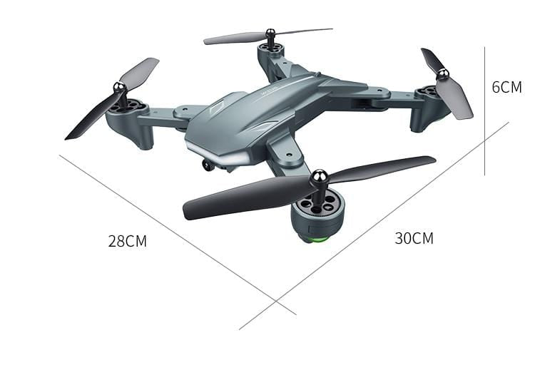 Visuo XS816 RC 4K Drone - Treasure Kleny
